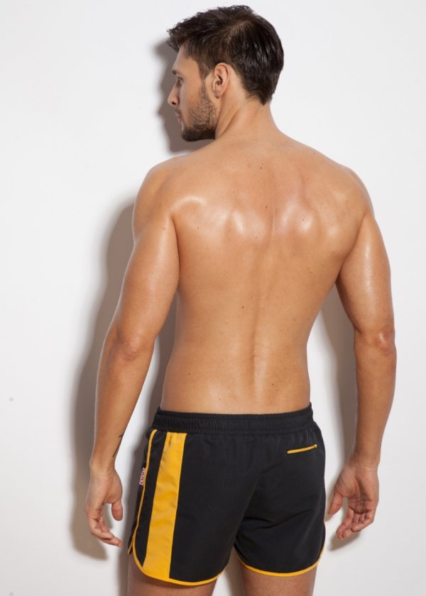 Alpha Male Curso Dark Spodenki