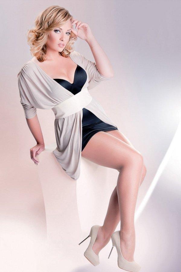 Gabriella Rubensa Plus Size code 161 rajstopy