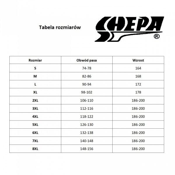 Shepa 053 Kąpielówki (B2D8/4)