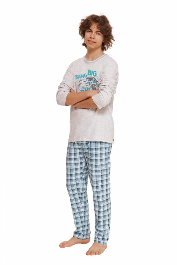 Taro Mario 2654 Z'22 piżama chłopięca