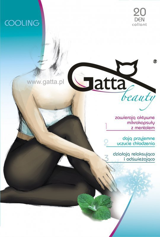 Gatta Body Cooling DEN 20 rajstopy