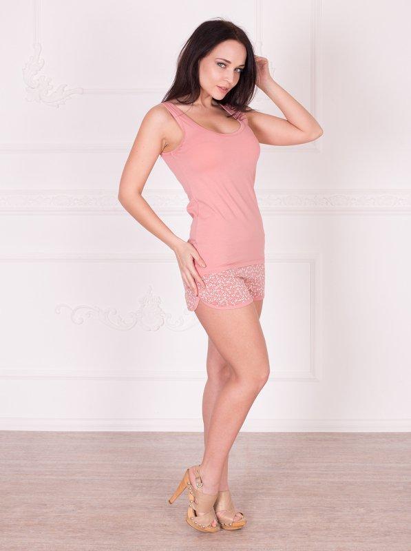 Roksana Blush 385 piżama damska