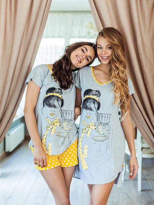 Key Girl LND 624 A7 koszula nocna