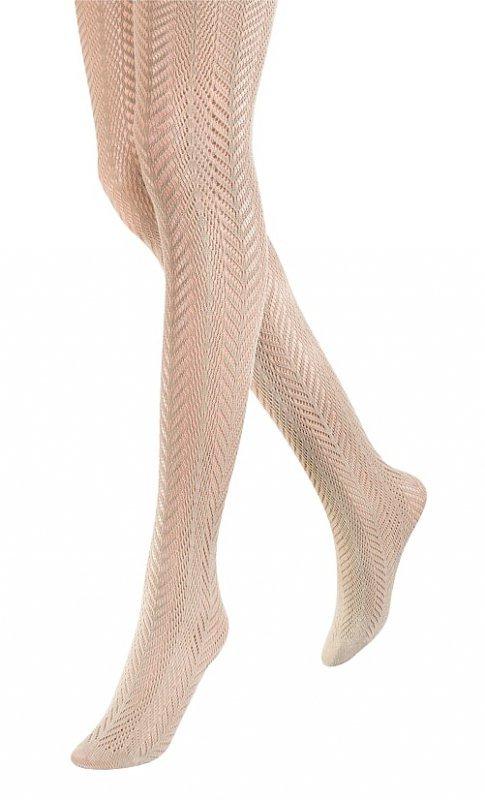 fce2022ea46fcb Steven Elisa Beige rajstopy - Rajstopy - Piękne nogi - Bielizna damska,