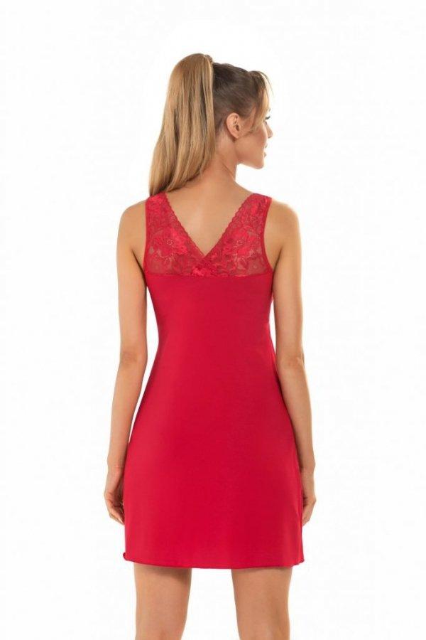 Donna Jenifer czerwona Koszula nocna
