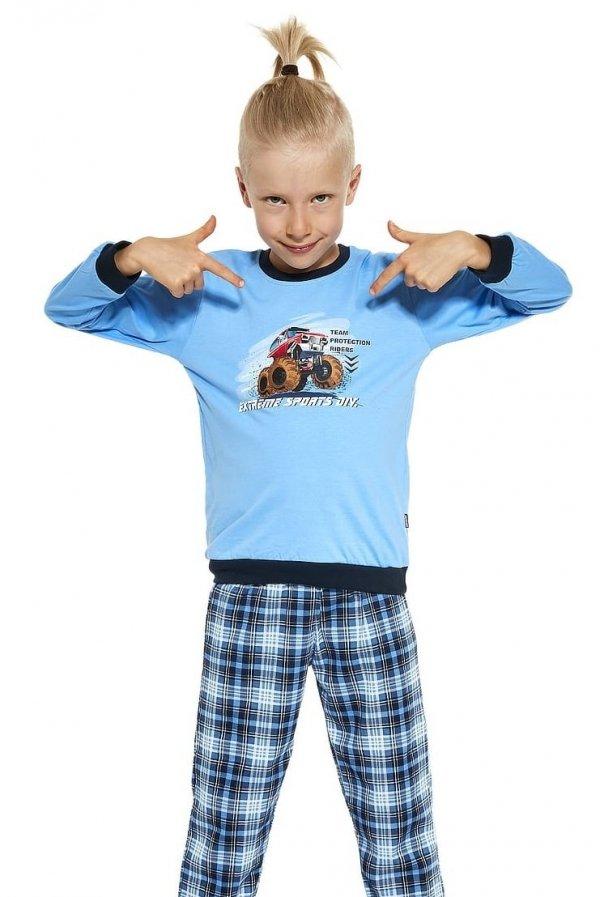 Cornette Kids 593/116 Extreme 86-128 piżama chłopięca