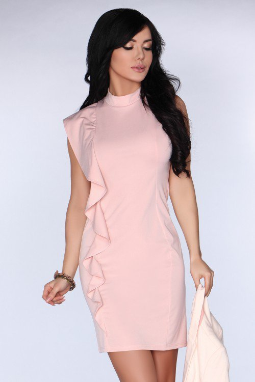 Merribel Kandajam Puder Rose sukienka damska