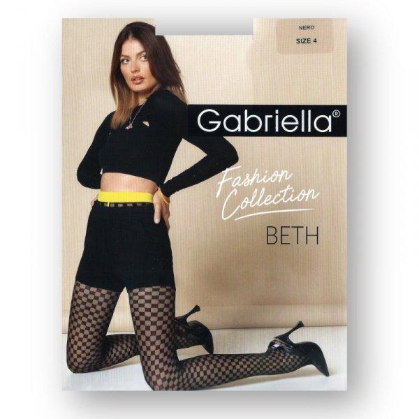 Gabriella 487 Beth nero rajstopy damskie