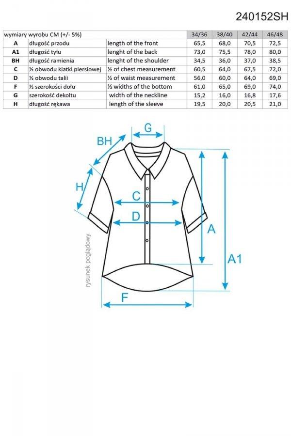 Ennywear 240152 koszula damska