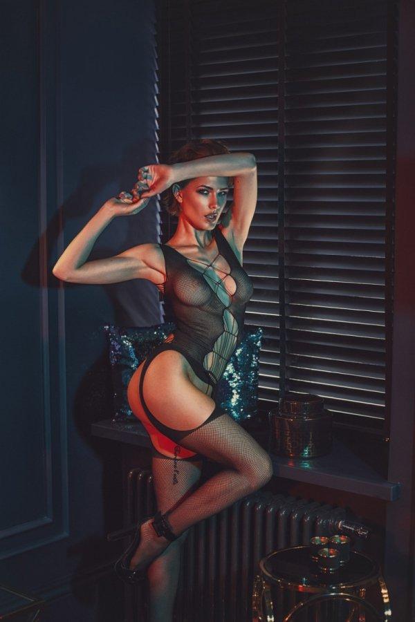 Anais Chelsie Bodystocking
