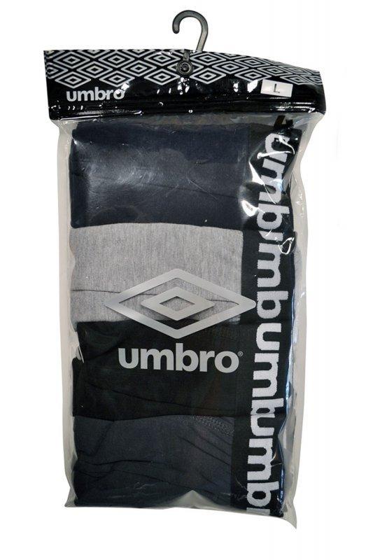 Umbro UMUM0315 4-pak bokserki męskie