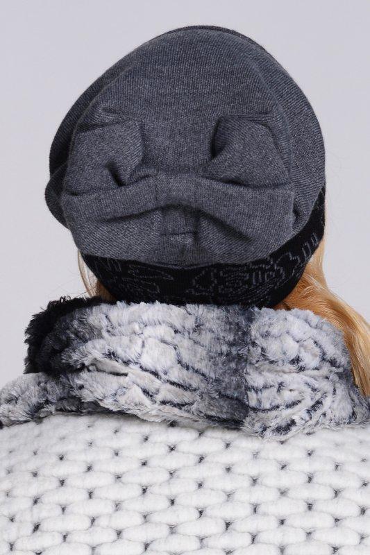 Kamea Liliana kokarda czapka