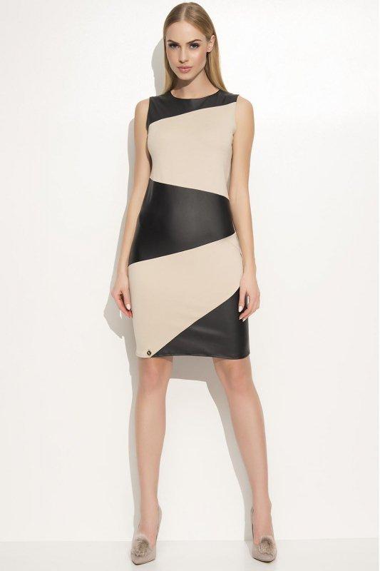 Makadamia M341 sukienka