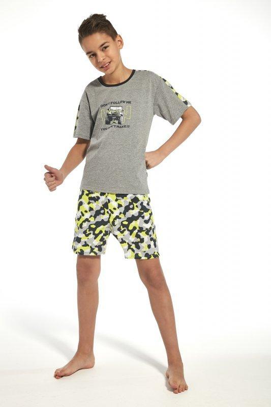 Cornette 218/74 young jeep melanż piżama