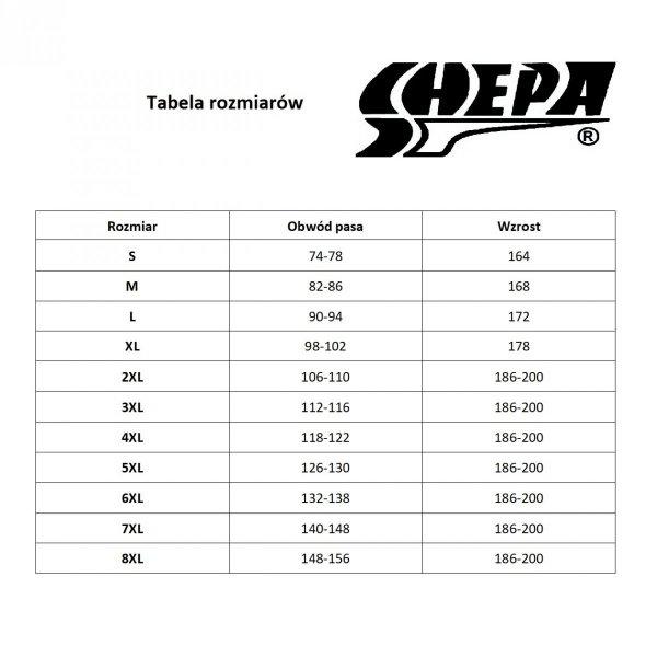 Shepa 053 Kąpielówki (B3D12/11)