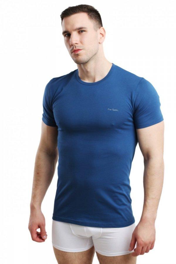 Pierre Cardin Rneck jeans Koszulka męska