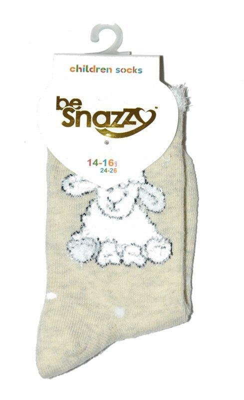 Be Snazzy SK-32 Wzór skarpetki