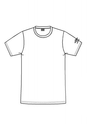 Umbro UIA 06047B Girocollo koszulka męska