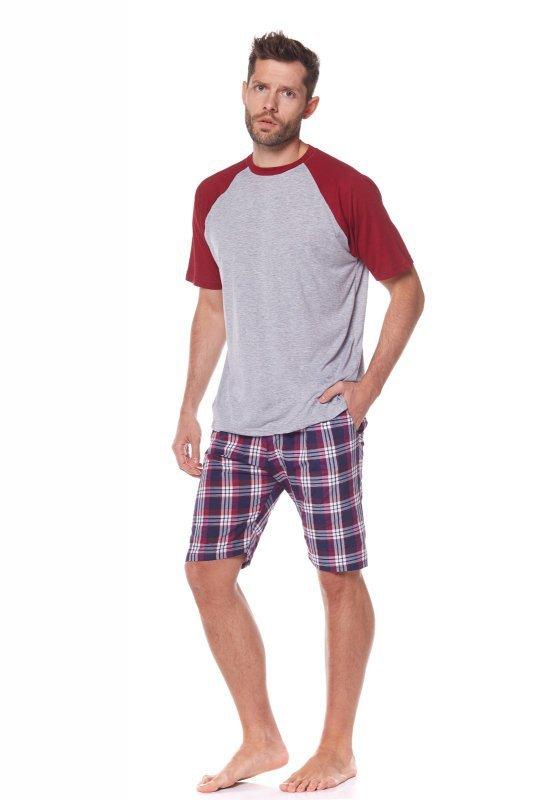 L&L Baseball 2165 piżama męska