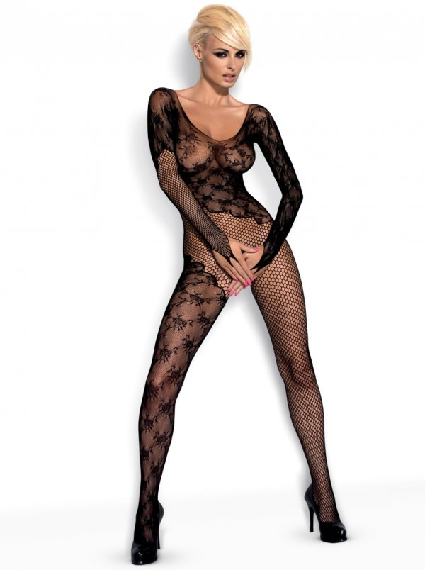 Obsessive Bodystocking F210 black