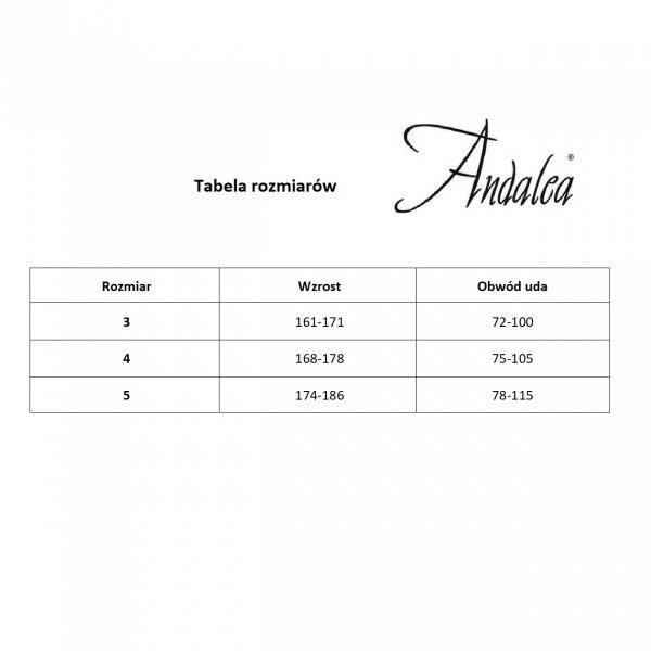 Andalea ST/04 Pończochy