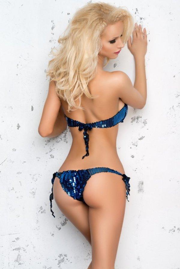 Me Seduce Copacabana Black Mini bikini