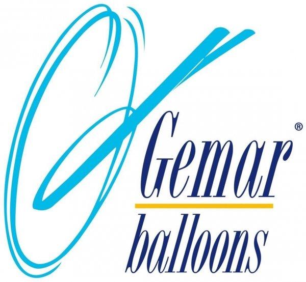 Balony do modelowania Gemar, 100 szt., MIX