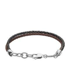 bransoletka Fossil JF03435040 • ONE ZERO • Modne zegarki i biżuteria • Autoryzowany sklep