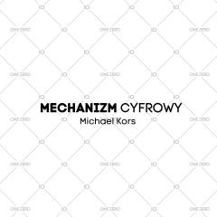 mechanizm cyfrowy Michael Kors