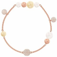 bransoletka Swarovski Remix Collection Pearl Strand