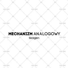 mechanizm analogowy Skagen