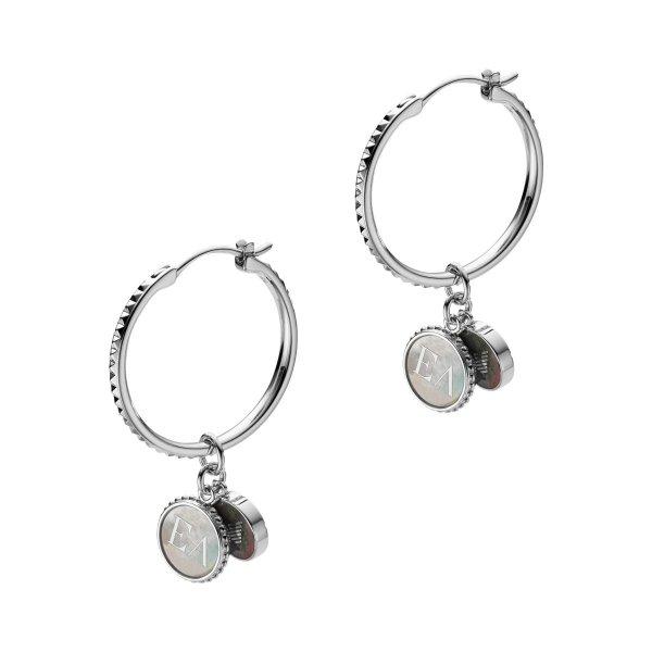 kolczyki Emporio Armani EG3355040 • ONE ZERO • Modne zegarki i biżuteria • Autoryzowany sklep