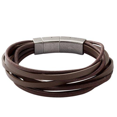 bransoletka Fossil JF86202040 • ONE ZERO • Modne zegarki i biżuteria • Autoryzowany sklep
