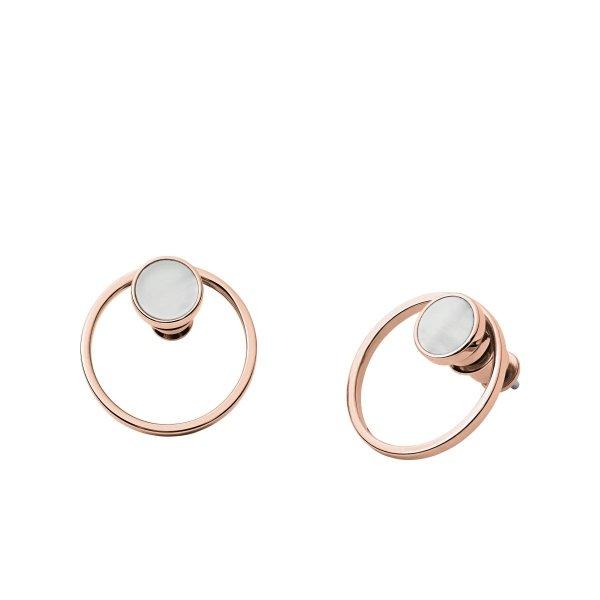kolczyki Skagen SKJ1097791 • ONE ZERO • Modne zegarki i biżuteria • Autoryzowany sklep