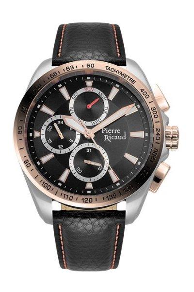zegarek Pierre Ricaud P97235.R2R4QF • ONE ZERO • Modne zegarki i biżuteria • Autoryzowany sklep