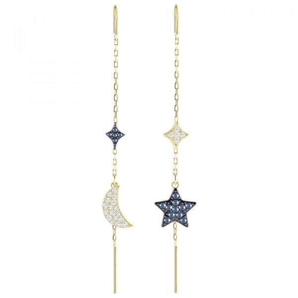 kolczyki Swarovski 5412881 • ONE ZERO • Modne zegarki i biżuteria • Autoryzowany sklep
