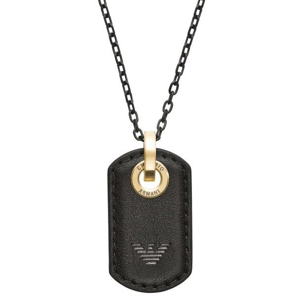 naszyjnik Emporio Armani EGS2706710 • ONE ZERO • Modne zegarki i biżuteria • Autoryzowany sklep