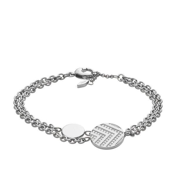 bransoletka Fossil JF02818040 • ONE ZERO • Modne zegarki i biżuteria • Autoryzowany sklep