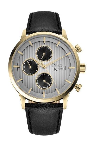 zegarek Pierre Ricaud P97230.1217QF • ONE ZERO • Modne zegarki i biżuteria • Autoryzowany sklep