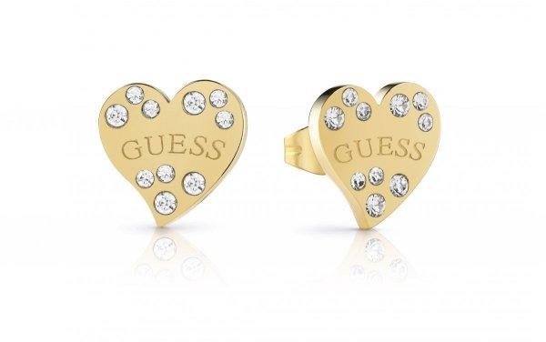 kolczyki Guess UBE78052 • ONE ZERO • Modne zegarki i biżuteria • Autoryzowany sklep