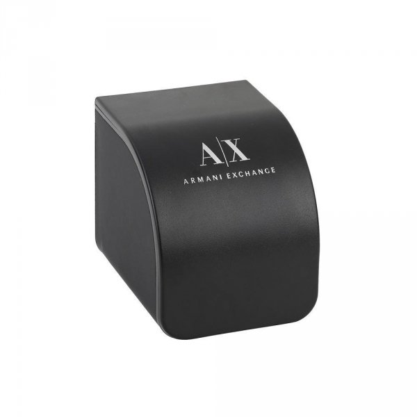 pudełko do zegarka Armani Exchange • ONE ZERO • Modne zegarki i biżuteria • Autoryzowany sklep