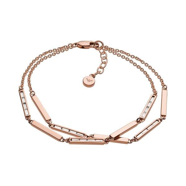 bransoletka Emporio Armani EG3452221 • ONE ZERO • Autoryzowany sklep