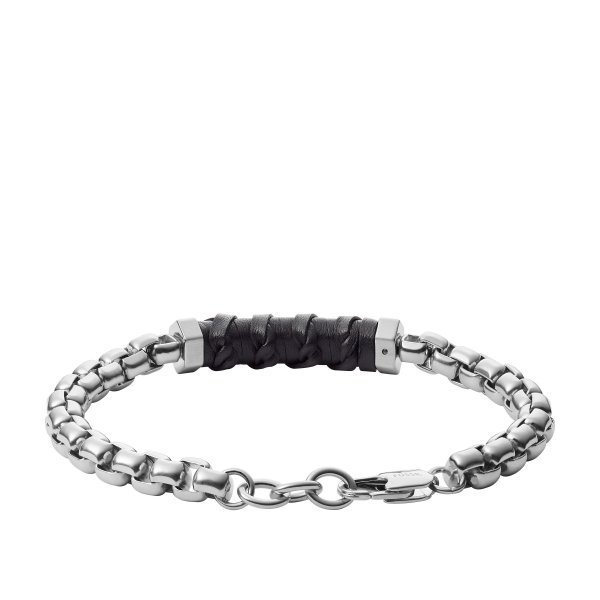 bransoletka Fossil JF03631040 • ONE ZERO • Modne zegarki i biżuteria • Autoryzowany sklep