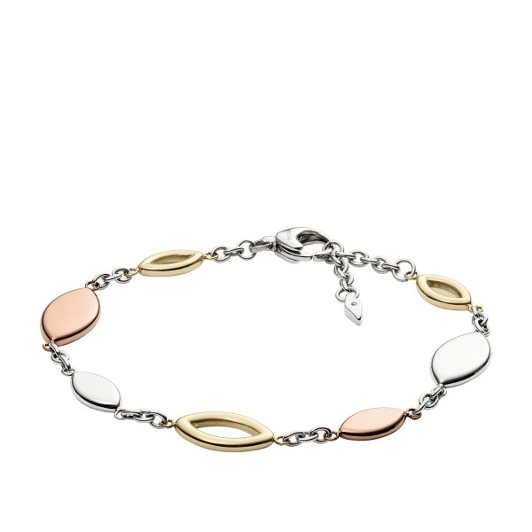 bransoletka Fossil JF02778998 • ONE ZERO • Modne zegarki i biżuteria • Autoryzowany sklep