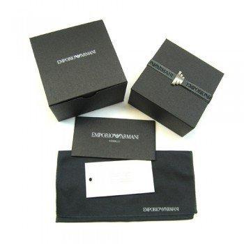 pudełko do biżuterii Emporio Armani • ONE ZERO • Autoryzowany sklep