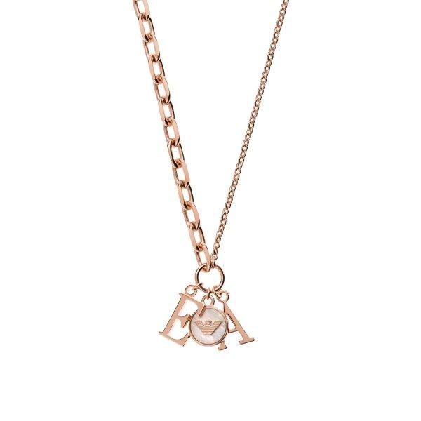naszyjnik Emporio Armani EG338422 • ONE ZERO • Modne zegarki i biżuteria • Autoryzowany sklep