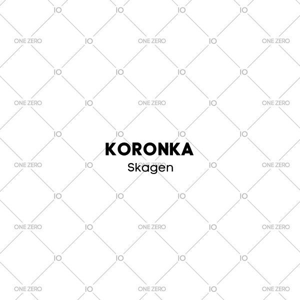 koronka Skagen • ONE ZERO • Modne zegarki i biżuteria • Autoryzowany sklep