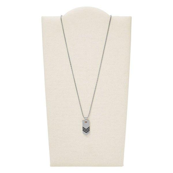 naszyjnik Fossil JF03394040 • ONE ZERO • Modne zegarki i biżuteria • Autoryzowany sklep