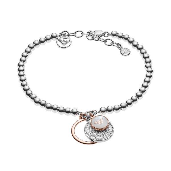 bransoletka Emporio Armani EGS2362040 • ONE ZERO • Modne zegarki i biżuteria • Autoryzowany sklep