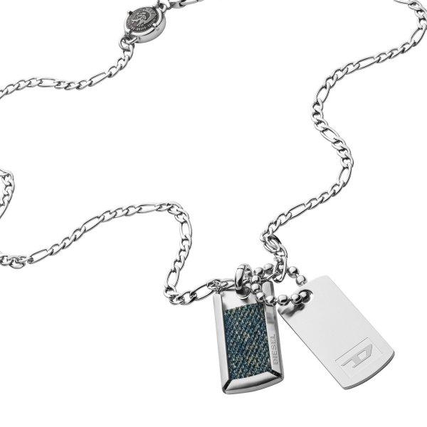 naszyjnik Diesel DX1246040 • ONE ZERO • Modne zegarki i biżuteria • Autoryzowany sklep